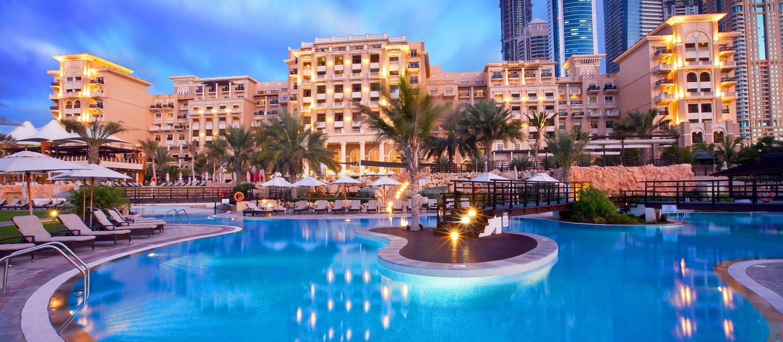 header - The Westin Dubai Mina Seyahi - Luxury Dubai holiday packages
