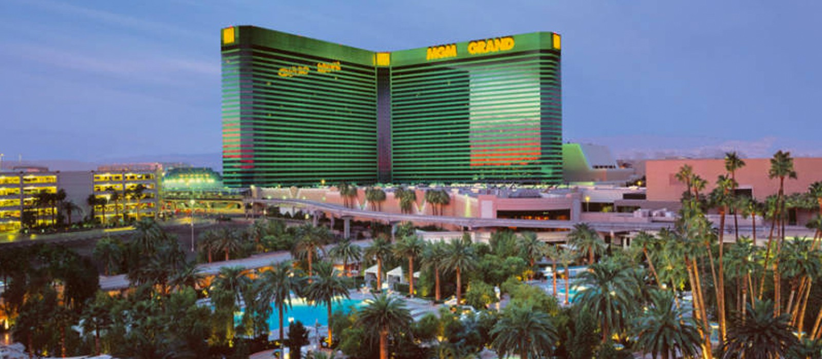 header - mgm grand las vegas - luxury las vegas holiday packages