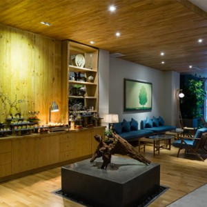 lobby 2 - silverland yeh hotel and spa - luxury vietnam holiday packages