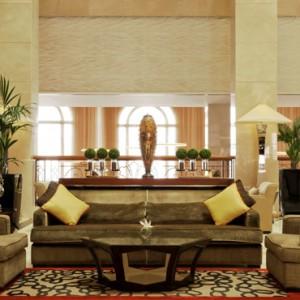 lobby - The Westin Dubai Mina Seyahi - Luxury Dubai holiday packages