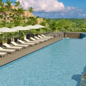 pool 2 - xcaret hotel mexico - luxury mexico holiday packages