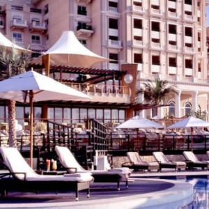 pool 3 - The Westin Dubai Mina Seyahi - Luxury Dubai holiday packages