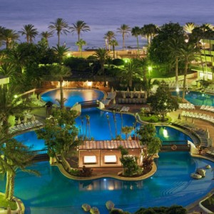 pool 4 - H10 Conquistador - Luxury Spain holiday packages