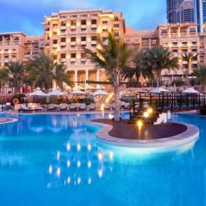 pool 4 - The Westin Dubai Mina Seyahi - Luxury Dubai holiday packages