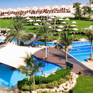 pool - The Westin Dubai Mina Seyahi - Luxury Dubai holiday packages