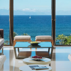 privilege lounge - H10 Conquistador - Luxury Spain holiday packages