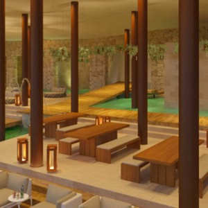 spa - xcaret hotel mexico - luxury mexico holiday packages