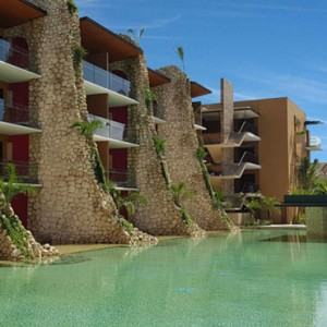 suites 2 - xcaret hotel mexico - luxury mexico holiday packages