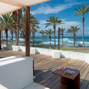 terrace - H10 Conquistador - Luxury Spain holiday packages