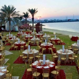 weddings 3 - The Westin Dubai Mina Seyahi - Luxury Dubai holiday packages