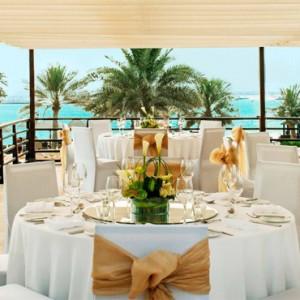 weddings- The Westin Dubai Mina Seyahi - Luxury Dubai holiday packages
