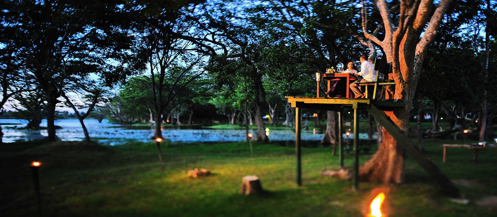 Cinnamon Lodge Habarana - Luxury Sri Lanka Holiday Package - Header
