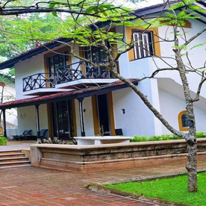 Cinnamon Lodge Habarana - Luxury Sri Lanka Holiday Package - exterior lodge