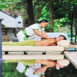 Cinnamon Lodge Habarana - Luxury Sri Lanka Holiday Package - spa