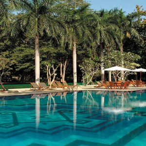 Cinnamon Lodge Habarana - Luxury Sri Lanka Holiday Package - swimming pool1