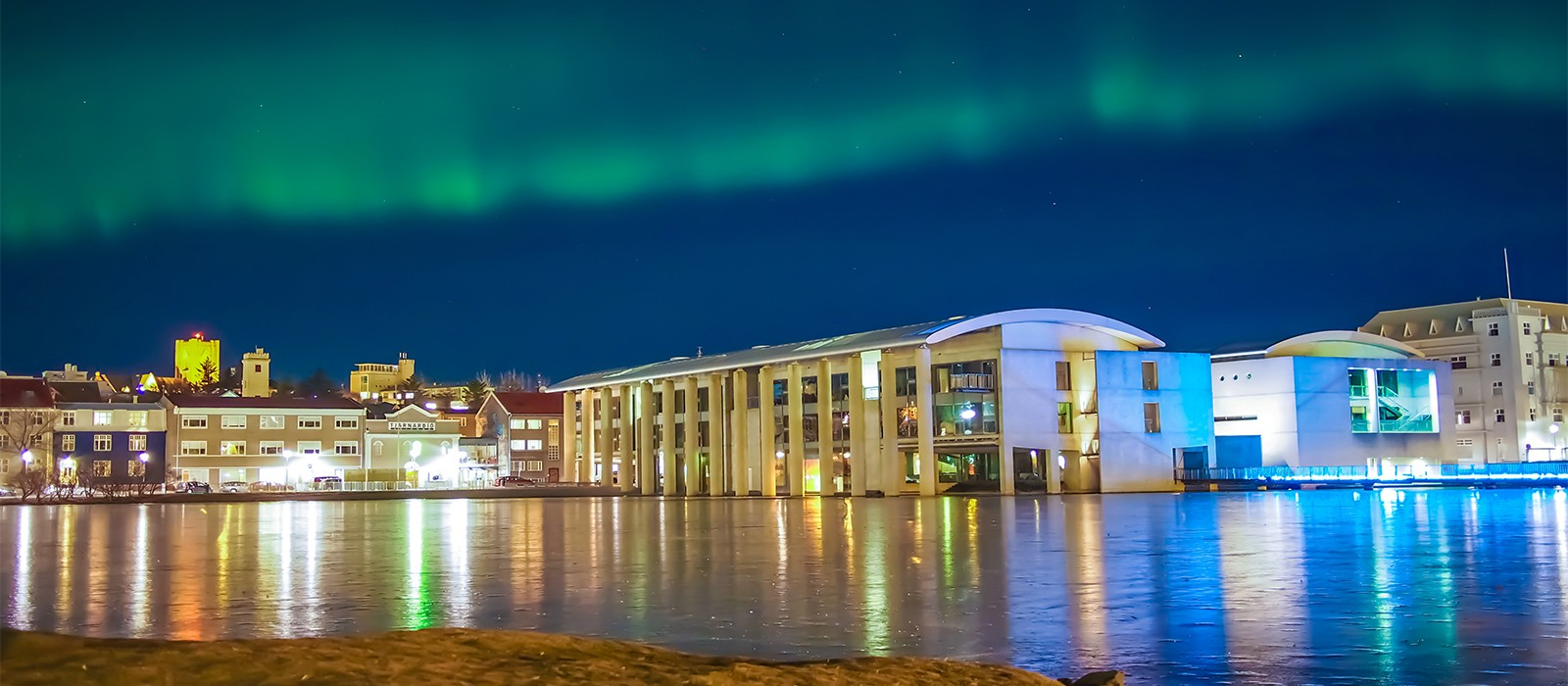 Kvosin Downtown Hotel - Luxury Iceland Holiday Packages - Header