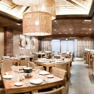 La Fondue Restaurant - Hotel Val de Neu - Luxury Ski Holiday Packages