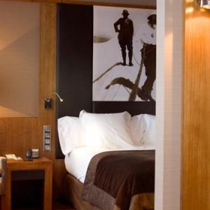 Neu Junior Suite 2 - Hotel Val de Neu - Luxury Ski Holiday Packages