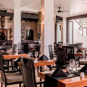 The Warwick Fiji - Fiji holiday Packages - Bula Brasserie