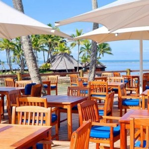 The Warwick Fiji - Fiji holiday Packages - Lagoon Bar and Grill