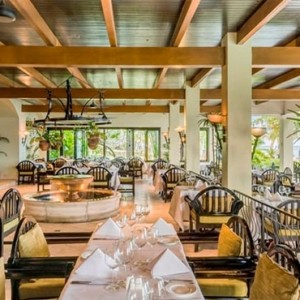 The Warwick Fiji - Fiji holiday Packages - Pappagallo Restaurant