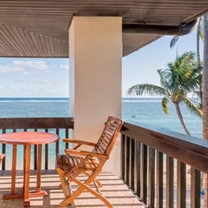 The Warwick Fiji - Fiji Honeymoon Packages - Warwick suites with a view