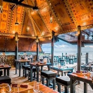 The Warwick Fiji - Fiji holiday Packages - Wicked Walu Restaurant