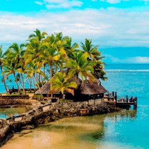The Warwick Fiji - Fiji holiday packages - Wicked Walu Island