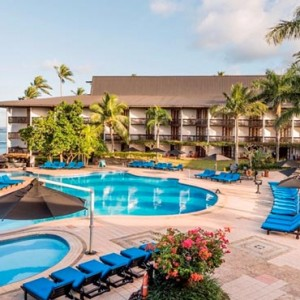 The Warwick Fiji - Fiji holiday packages - nadi pool