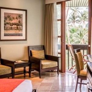 Warwick Deluxe Rooms - The Warwick Fiji - Fiji holiday Packages