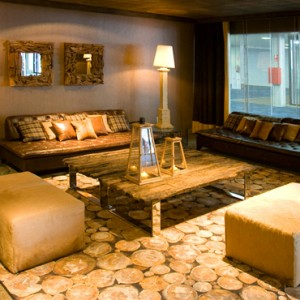 lounge - Hotel Val de Neu - Luxury Ski Holiday Packages