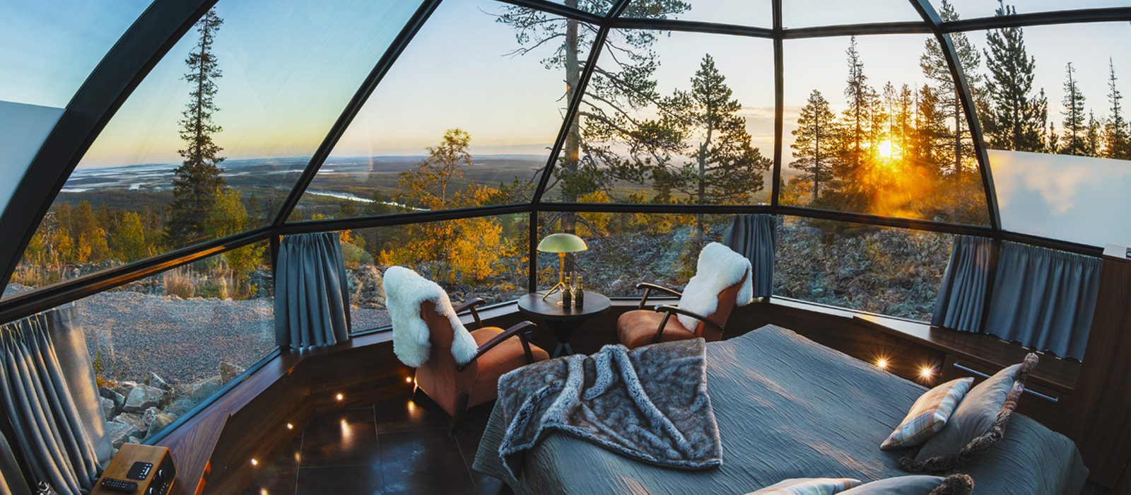 The Best Hotels To See The Northern Lights Header