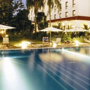 pool 2 - Panoramic Grand Hotel Iguazu - Luxury Galapagos holiday packages