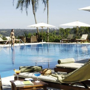 pool 3 - Panoramic Grand Hotel Iguazu - Luxury Galapagos holiday packages