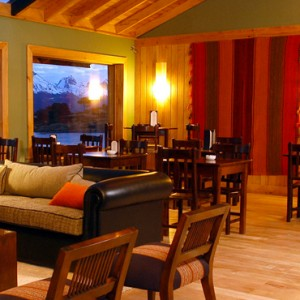 The Wine Bar - Los Cauquenes Resort and Spa - luxury argentina holiday packages