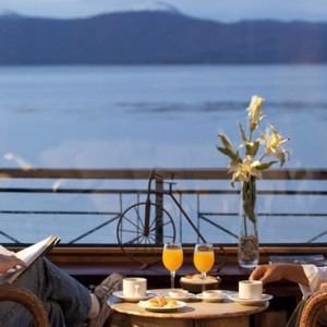 dining 6 - Los Cauquenes Resort and Spa - luxury argentina holiday packages