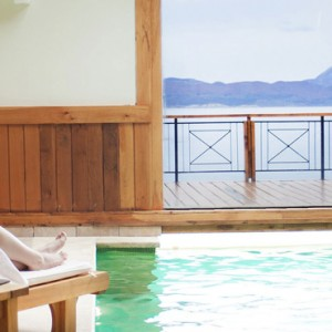 pool - Los Cauquenes Resort and Spa - luxury argentina holiday packages