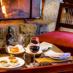 wine bar - Los Cauquenes Resort and Spa - luxury argentina holiday packages