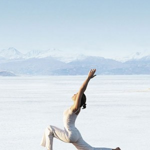 yoga - Los Cauquenes Resort and Spa - luxury argentina holiday packages