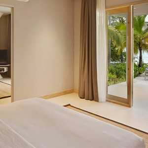 luxury maldives holiday packages - dhigali maldives - beach bungalow