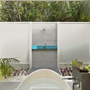 luxury maldives holiday packages - dhigali maldives - beach villa
