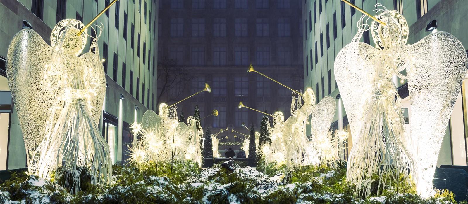 Best Christmas Shopping Breaks & Trips Header