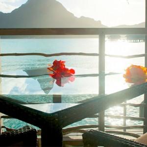 luxury bora bora holiday packages - intercontinental bora bora resort and thalasso spa - diamond atemanu overwater villa