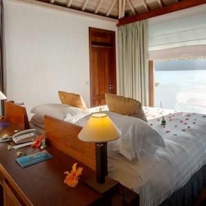 luxury bora bora holiday packages - intercontinental bora bora resort and thalasso spa - diamond villa
