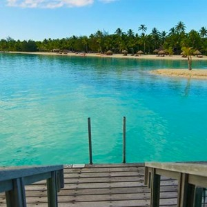 Emerald Overwater Villa InterContinental Bora Bora Resort And Thalasso Spa Luxury Bora Bora Honeymoon Packages
