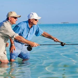 Luxury Maldives holiday packages - Kanuhura Maldives - fishing