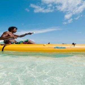 Kuramathi Maldives Luxury Luxury Maldives Holiday Packages Kayaking