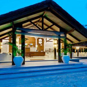 Kuramathi Maldives Luxury Luxury Maldives Holiday Packages Reception