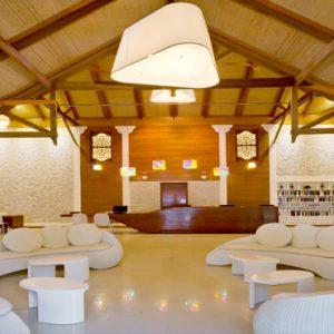 Kuramathi Maldives Luxury Luxury Maldives Holiday Packages Reception Lobby