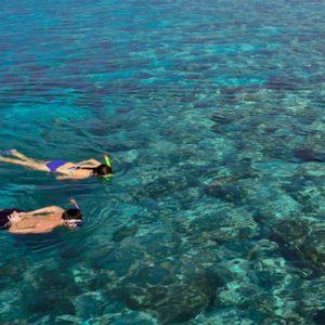 Kuramathi Maldives Luxury Luxury Maldives Holiday Packages Snorkeling